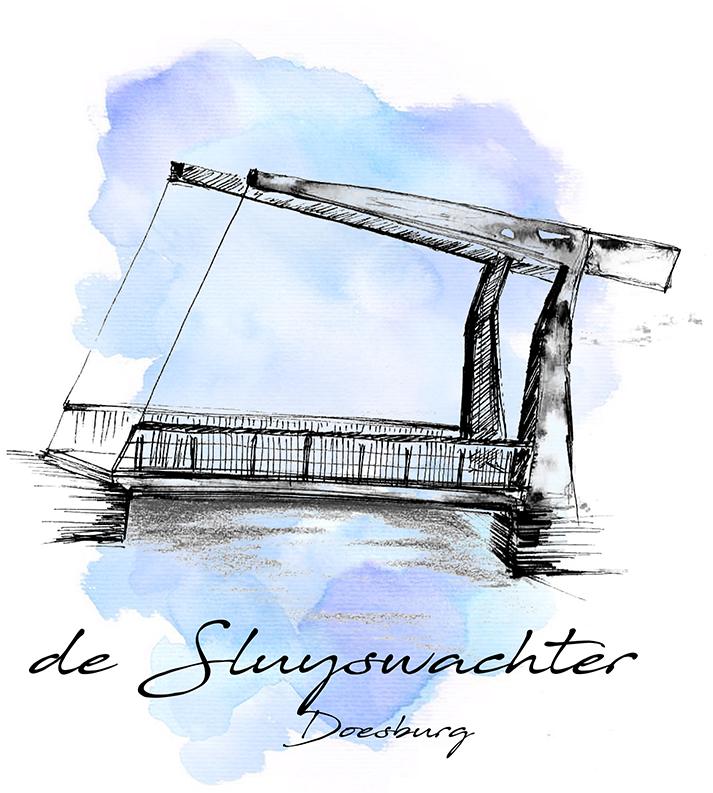 Logo De Sluyswachter Doesburg